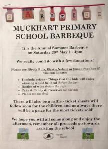 2017-05-16 - School BBQ