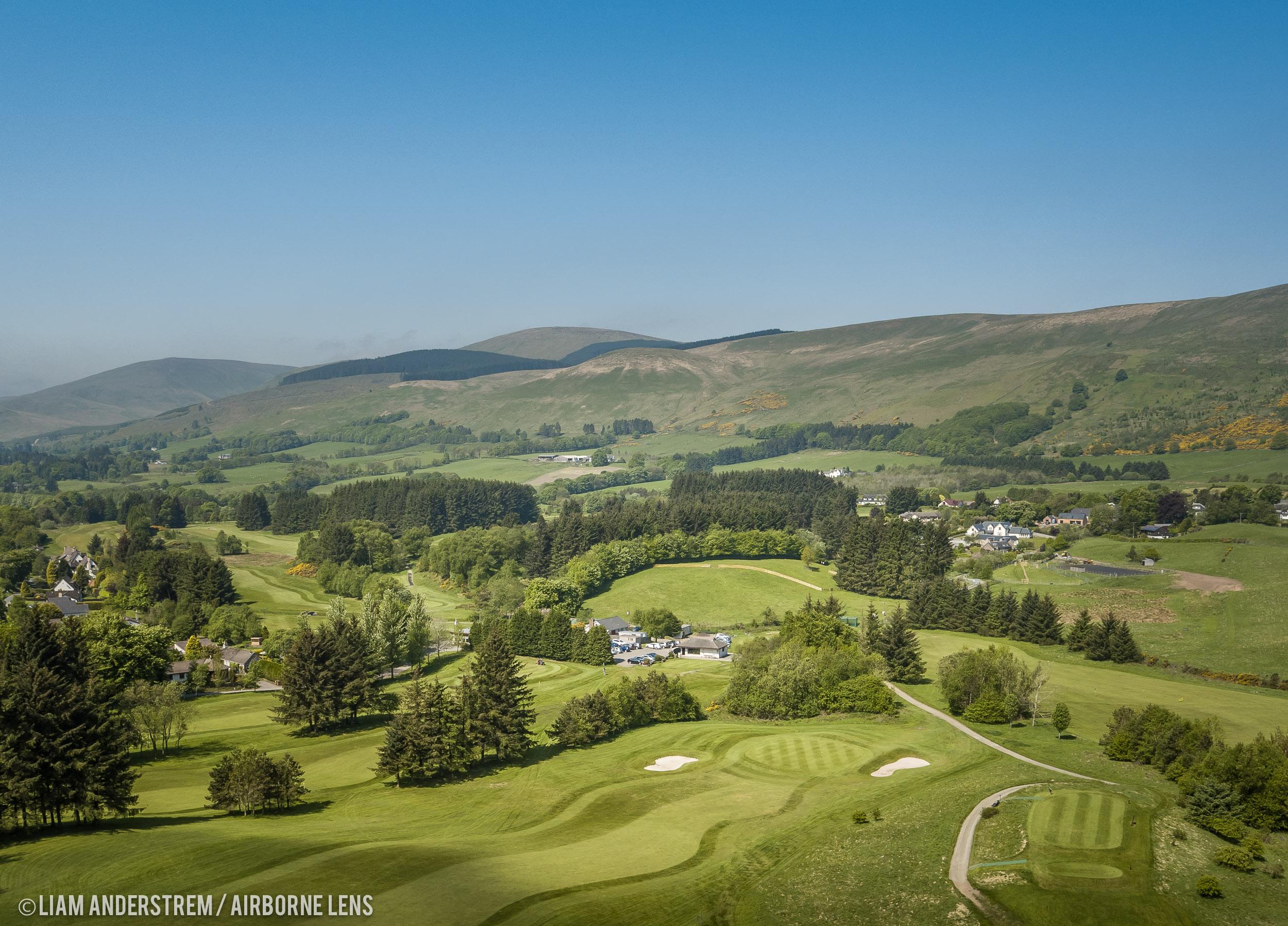 180524 Muckhart Golf Club A001wmweb