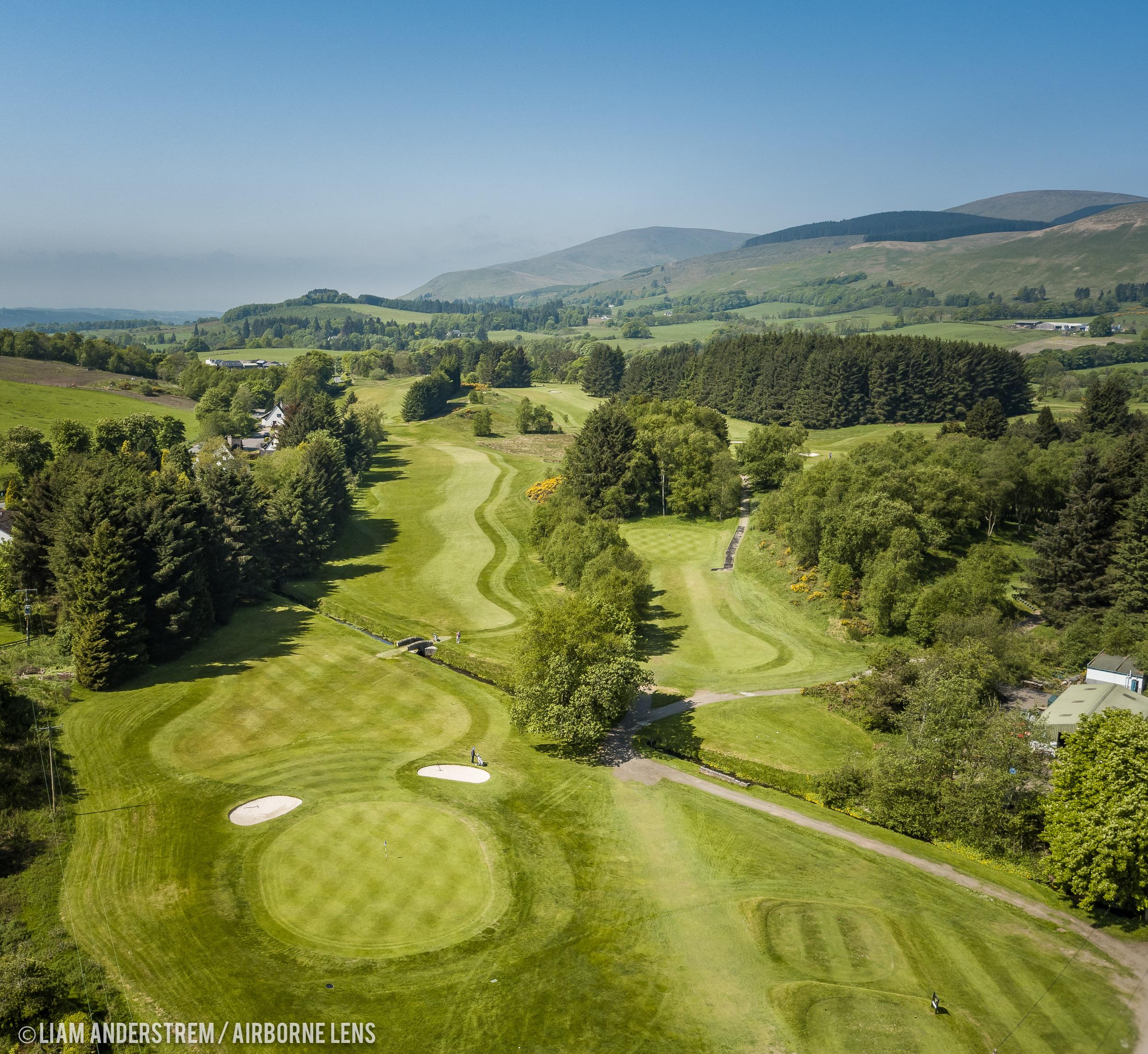 180524 Muckhart Golf Club A002wmweb